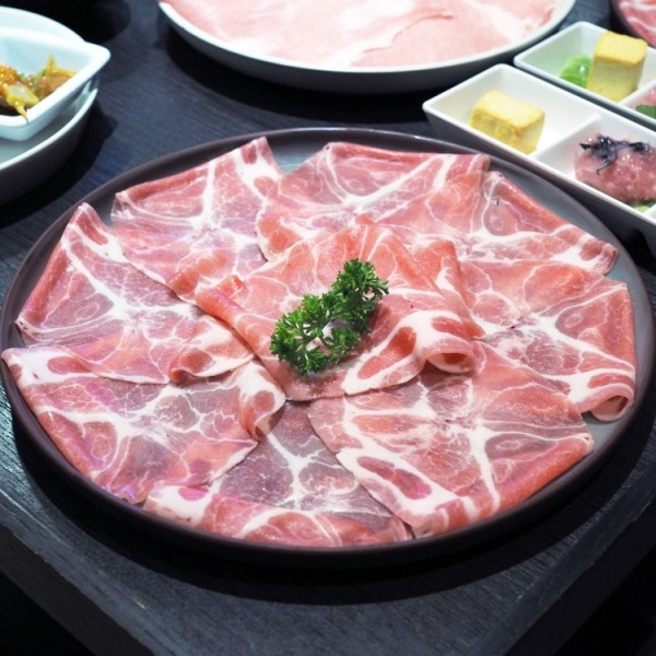 IBERICO PORK COLLAR SLICE (200G)