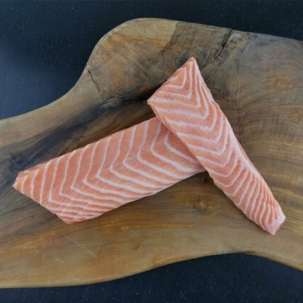 SKINLESS SALMON BELLY (300G)