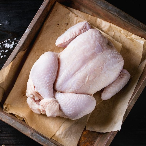 FRESH WHOLE CHICKEN (1.5KG)